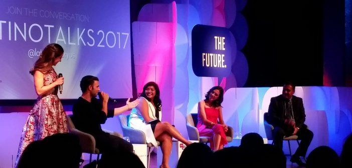 El #LatinoTalks2017 reunió a la savia del empoderamiento latino