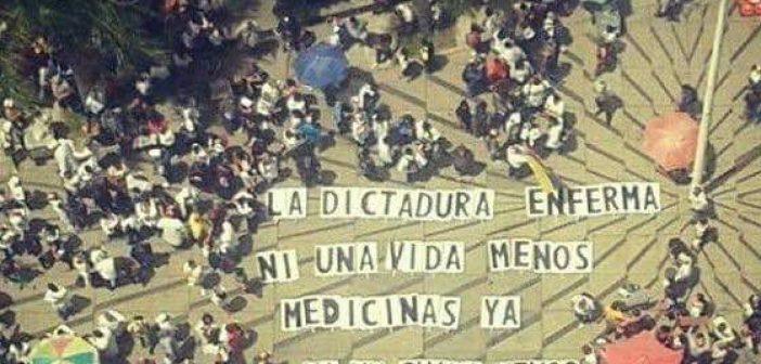 Se consolidan acciones de protesta no violenta en Venezuela