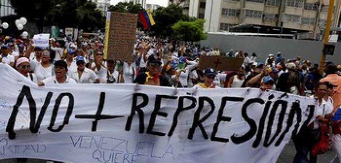 """Informe de Henrique Capriles para el Alto Comisionado de la ONU: """"Exija al gobierno venezolano que cesen de inmediato las violaciones a los derechos humanos"""""""