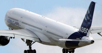 Airbus A350, súper avión en período de pruebas