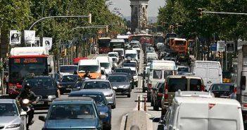 Barcelona, tráfico