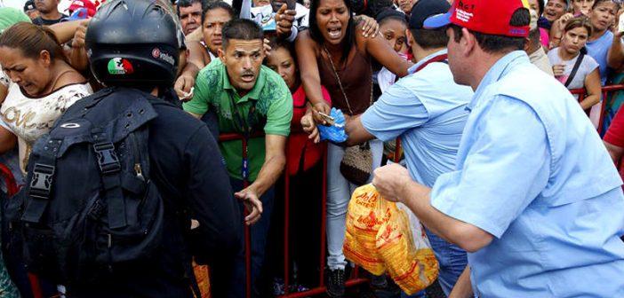 Venezuela's Hunger