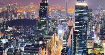 Seúl rascacielos